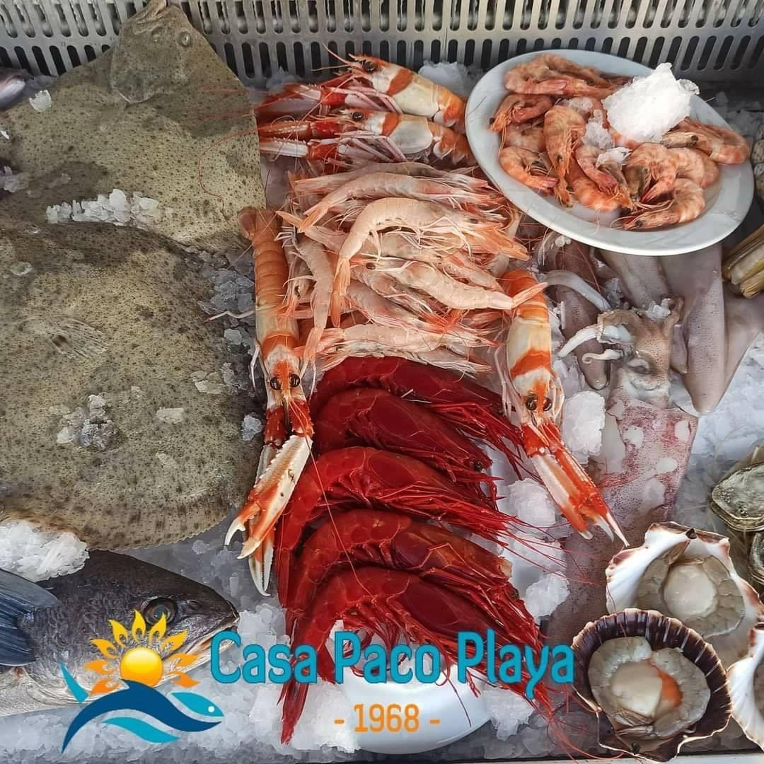 El mejor pescado fresco en Torremolinos