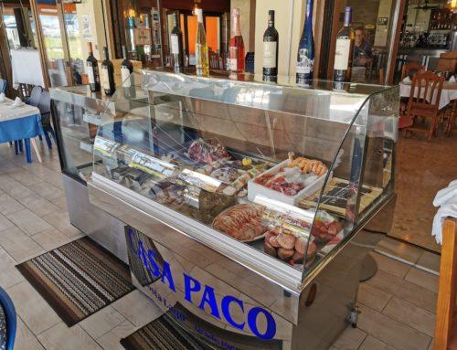 Donde comer mariscos en Malaga