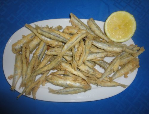 Pescaito frito en Malaga