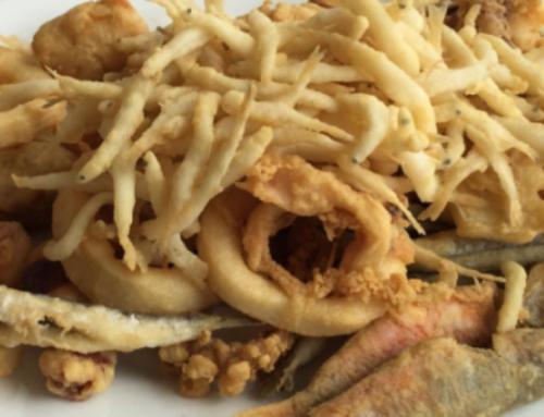 Dónde comer fritura malagueña en Malaga